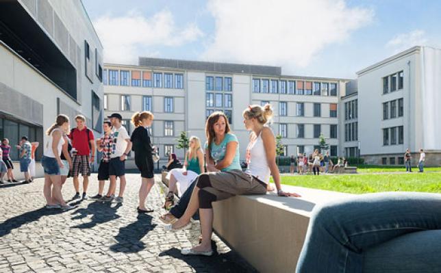 Campus der BA Dresden