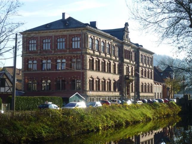 SBSZ Hildburghausen, Haus 2 (Technikum)