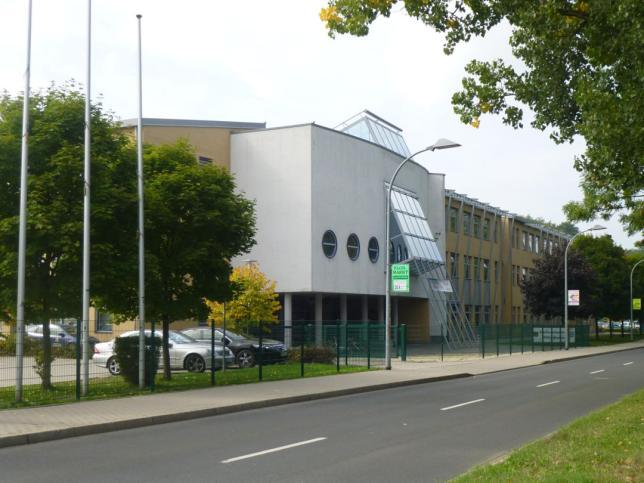 SBSZ Hildburghausen, Haus 1